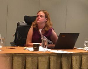 Dr Josie Badger