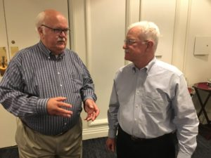 Jim Frasier and Ron Hager