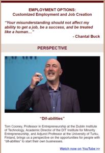 Screenshot of RAISE June 2019 Newsletter