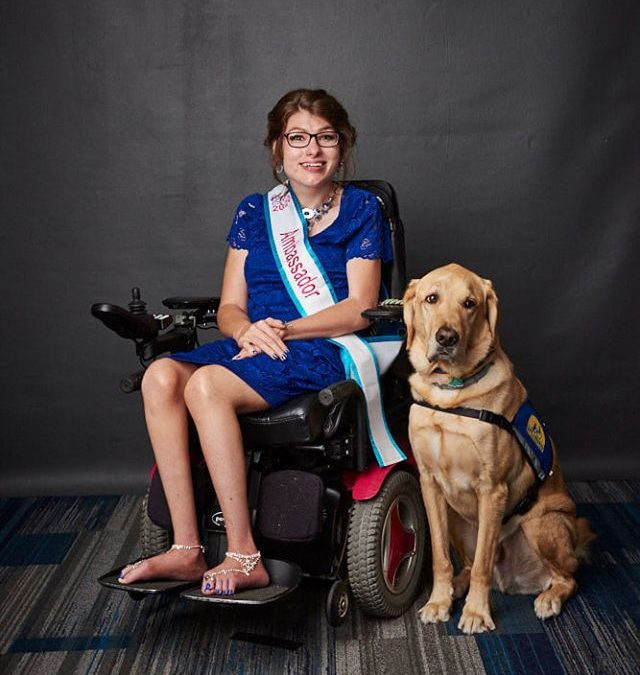 Service Dogs, Opening Doors to Independence!