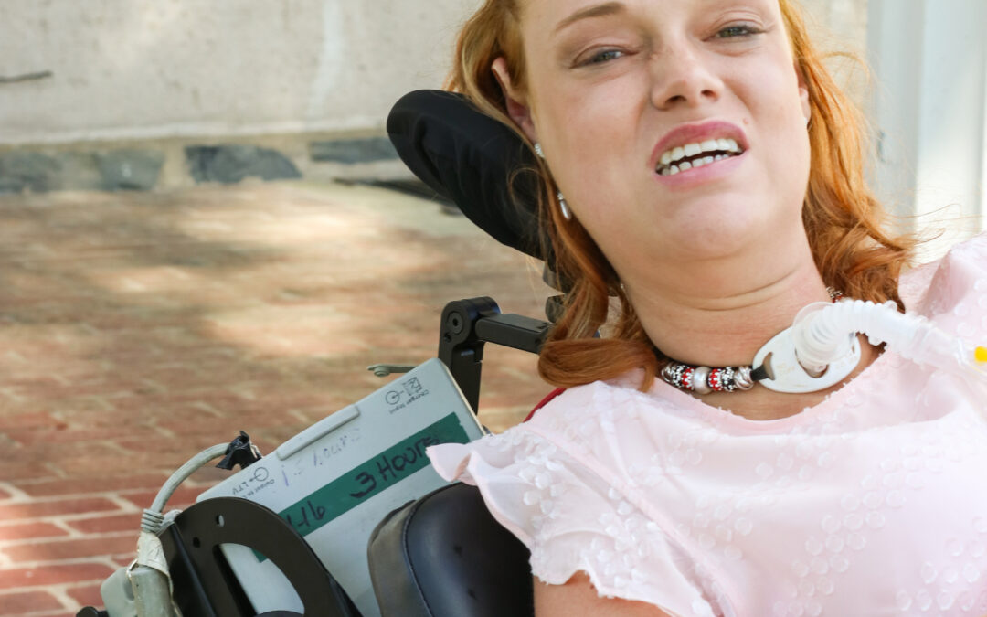 """""""The Disability Agenda Could Bring Unity to A Fragmented Society"""", by Josie Badger"""
